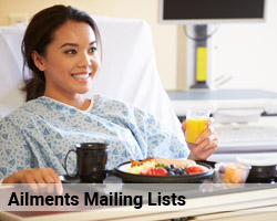 Ailments Mailing Lists
