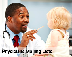 Physician Mailing Lists
